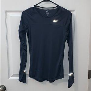 Nike Running dri fit long sleeve